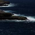Ireland Inishmore Aran Island Coastal Landscape by Enrico Pelos
