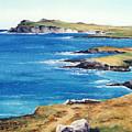Ireland Sea by Lorena Garnerone