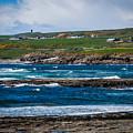 Ireland's Wild Atlantic Way Near Liscannor by James Truett