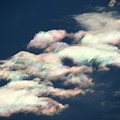 Iridescent Clouds by Frank Lee Hawkins