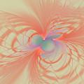 Iridescent Pink by Deborah Benoit