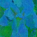 Iris Ageless Blossom  by Trent Jackson