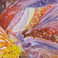 Iris Intricacies by Corynne Hilbert
