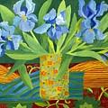 Iris by Jennifer Abbot
