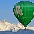 Irish Balloon by Scott Mahon