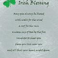 Irish Blessing by Gerlinde Keating - Galleria GK Keating Associates Inc