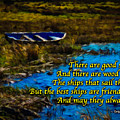 Irish Blessing - There Are Good Ships... by James Truett
