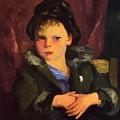Irish Boy 1898 by Henri Robert