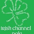 Irish Channel Nola by Joe Noto