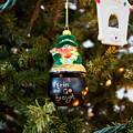 Irish Christmas 2 by David Stasiak