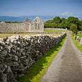 Irish Church Ruins by Laurence Ventress