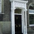 Irish Solicitors Door by Teresa Mucha