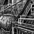 Iron Age - Bethelehem Steel Mill by Bill Cannon