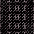 Iron Chains With Black Background Seamless Texture by Miroslav Nemecek