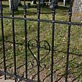 Iron Fence by Amanda Kessel