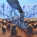 Iron Horse by Arturo Garcia