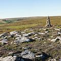 Iron Howe On Cow Ridge by Gavin Dronfield