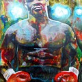 Iron Mike by Angie Wright
