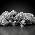 Iron Ore Nugget Collection by Allan Swart