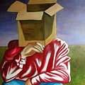 Is The Self Just An Empty Box by Tanni Koens