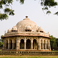 Isa Khan Tomb Burial Sites by Bill Bachmann - Printscapes