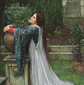 Isabella And The Pot Of Basil by John William Waterhouse