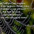 Isaiah Scripture  by JerryAnn Berry