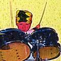 Isaiah The Drummer by Deborah Selib-Haig DMacq