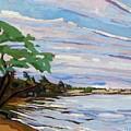 Isaiah's Beach by Phil Chadwick