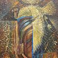 Isis. Egyptian Goddess by Valentina Kondrashova