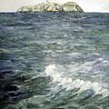 Isla De Mouro-santander by Tomas Castano
