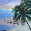 Isla Morada Sunset by Samuel Taylor