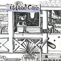 Island Cafe by Lory MacDonald