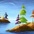 Island Carnival by Richard Hoedl