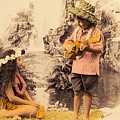 Island Children by Himani - Printscapes