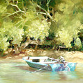 Island Ferry by Monica Linville