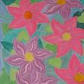 Island Flowers by Laura Jordan