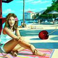 Island Girl by Snake Jagger