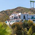 Island Hacienda by Robert VanDerWal