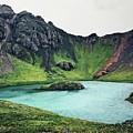 Island Lake by Kristina Jenson