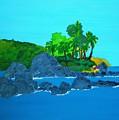 Island by Michaela Bautz