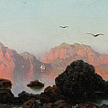 Island Of Capri by MotionAge Designs