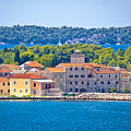 Island Of Krapanj Waterfront View by Brch Photography