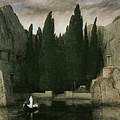 Island Of The Dead by Arnold Bocklin