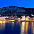 Island Of Vis Evening View by Brch Photography