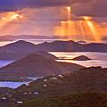 Island Rays by Scott Mahon