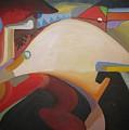 Island Room  by David McKee