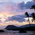 Island Silhouettes  by Heather Applegate