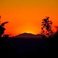 Island Sunset by Paul Kloschinsky