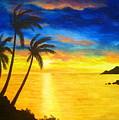 Island  Viewing by Shasta Eone
